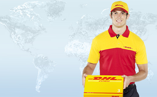 DHL - Refer your friend today and get rewarded!